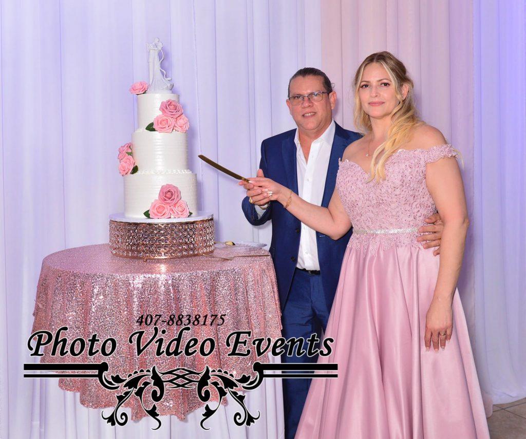 Wedding in The Celebration