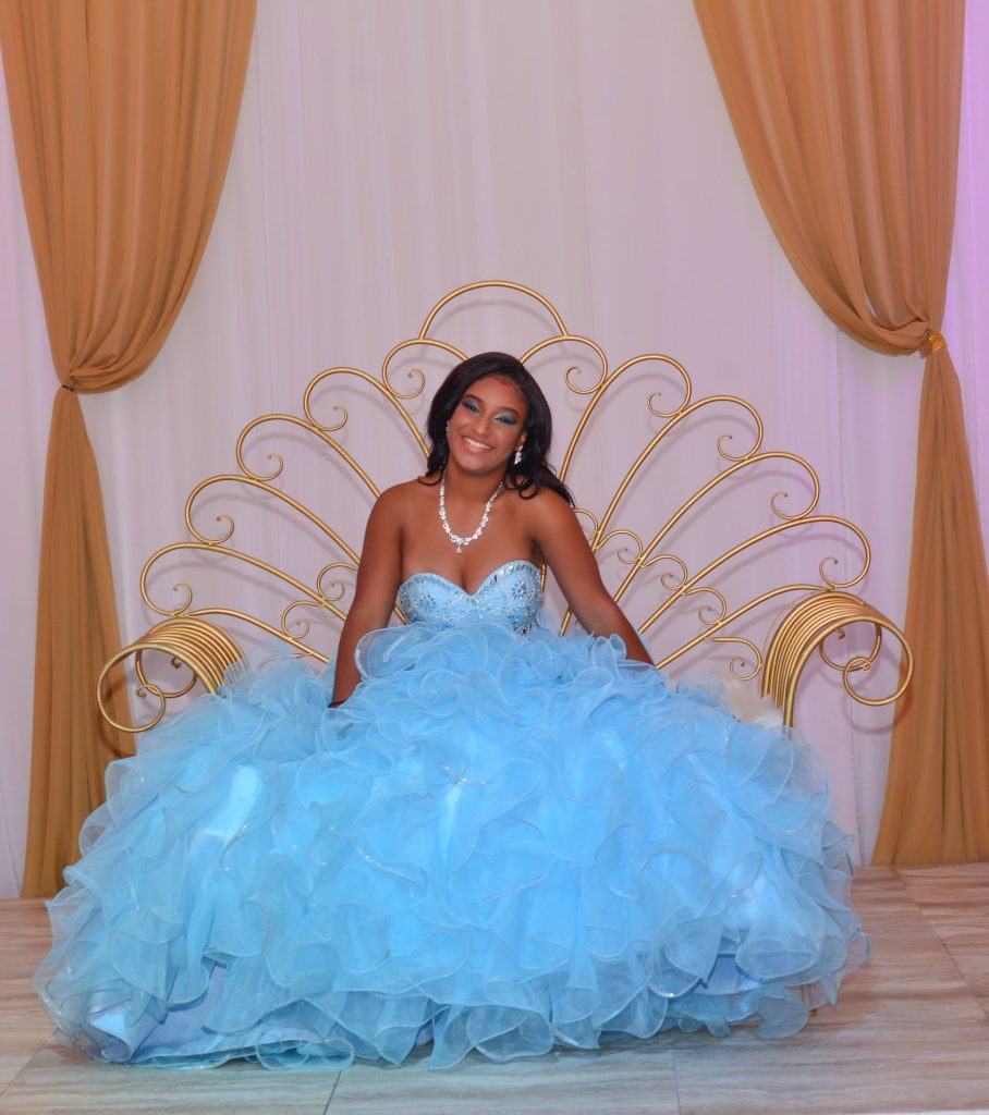 Quinceanera in The Celebration Banquet hall 2