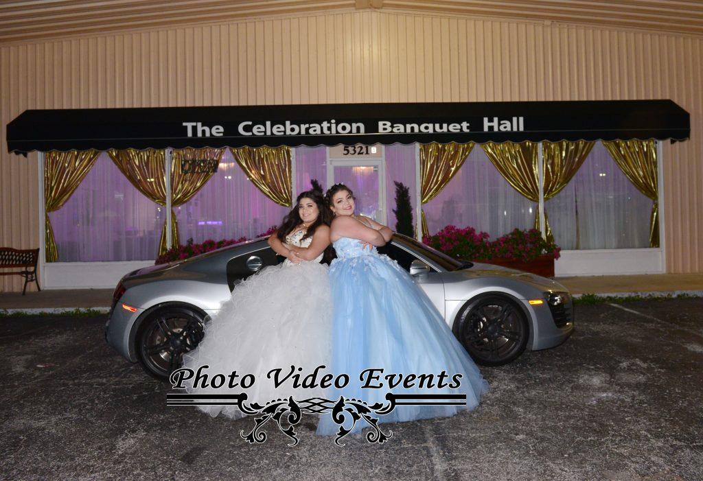 Videos de Quinceanera en The celebration Banquet hall