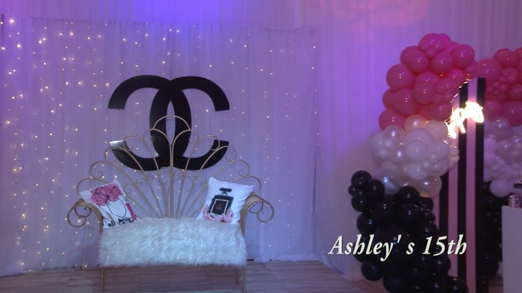 Channel Theme Quinceanera